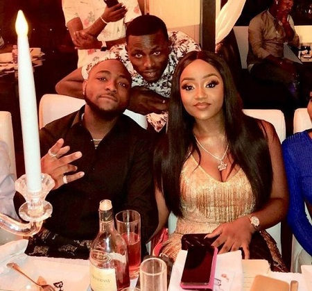 Babcock Varsity Refuses To Confirm Davido's Girlfriend, Chioma's Admission Status
