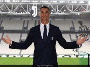 """Ibrahimovic's Departure Buried Italian League – Ronaldo Turns It To Heaven"""