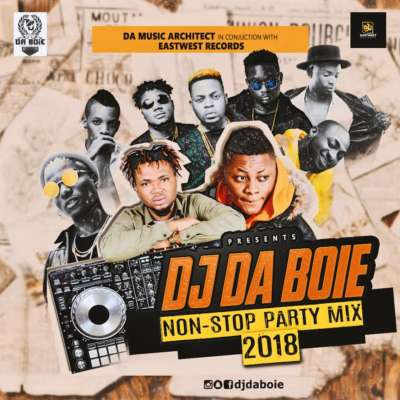 Download Mixtape Mp3:- Non Stop Party Mix 2018 - By DJ