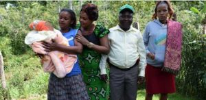 Kenyan Man With 19 Wives Reveals What He Does To Keep Them Away From Cheating (Pic)