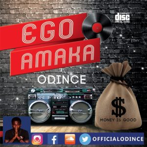 Download Music Mp3:- Odince - Ego Amaka - 9jaflaver