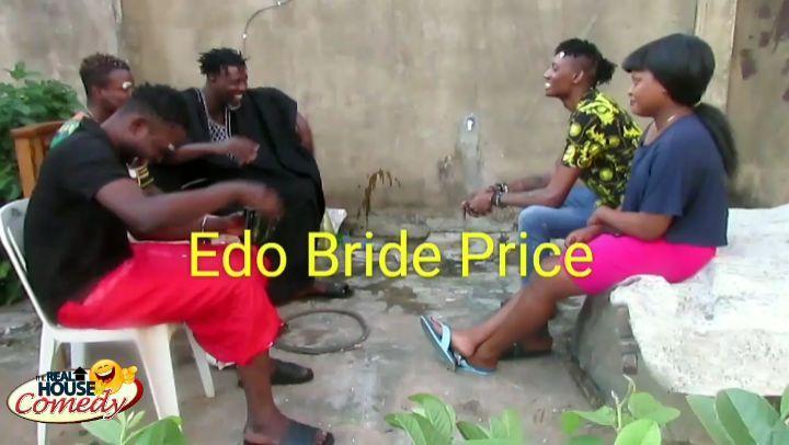Download Comedy Video:- Thespian Nozy - Bride Price - 9jaflaver