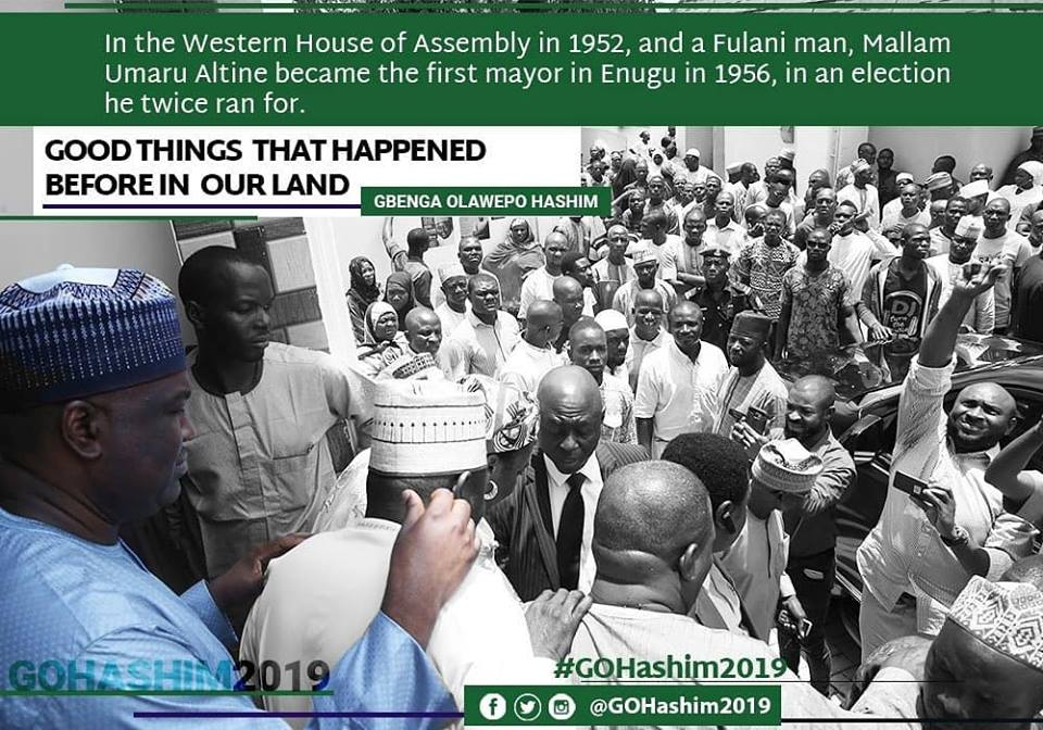 Good Things That Have Happened Before In Nigeria - Olawepo Hashim