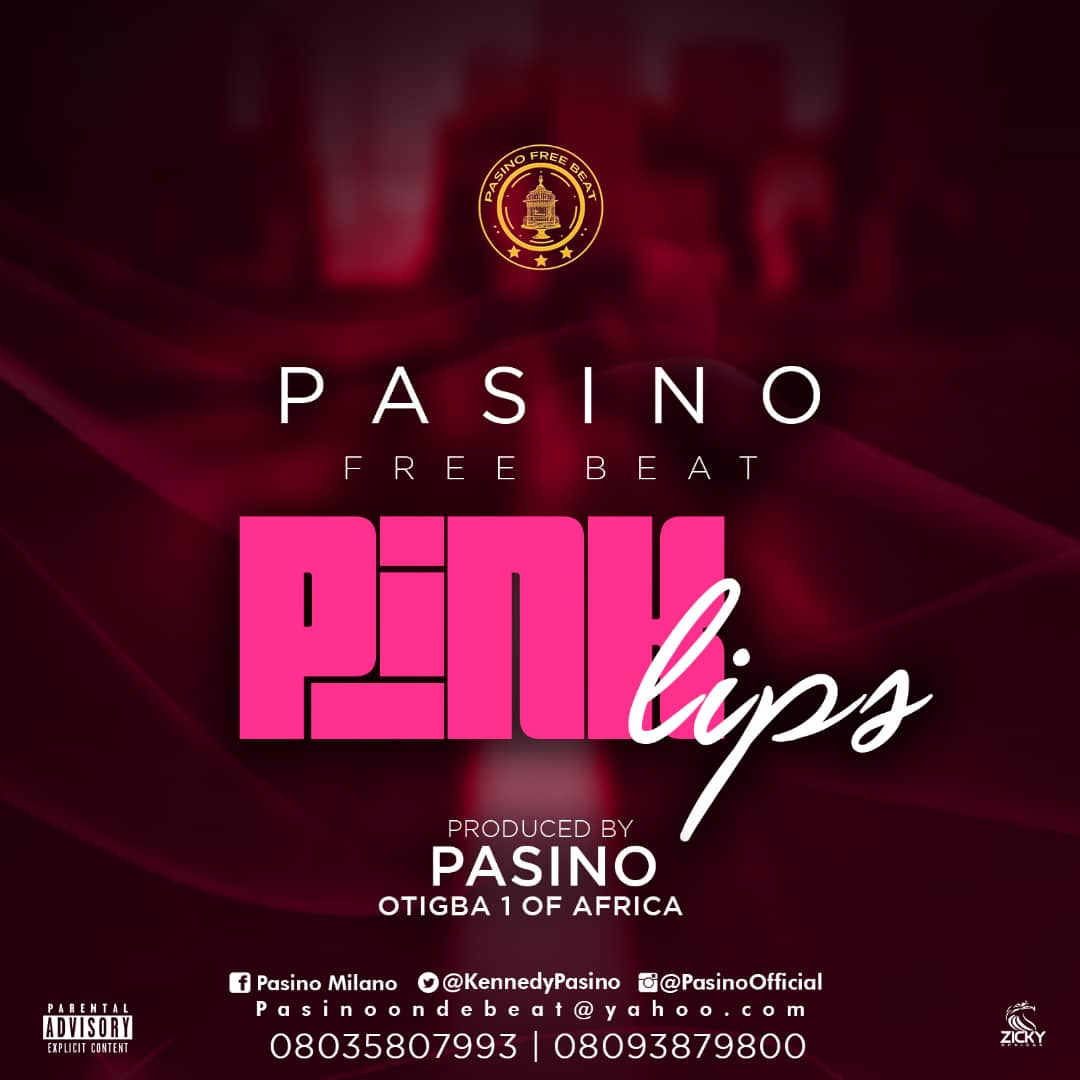 Download Freebeat:- Pink Lips (Prod By Pasino) - 9jaflaver