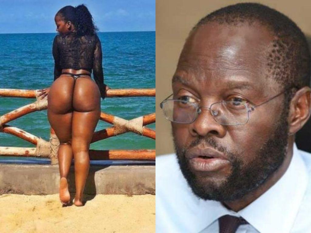 Lupita Nyongo Butt