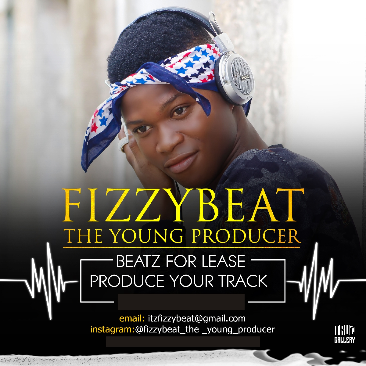 Download Freebeat:- Afrobeat (Prod By Fizzybeat) - 9jaflaver