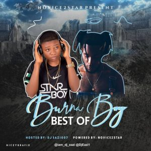 Download Mixtape Mp3:- DJ Eazi007 - Best Of Burna Boy 2018