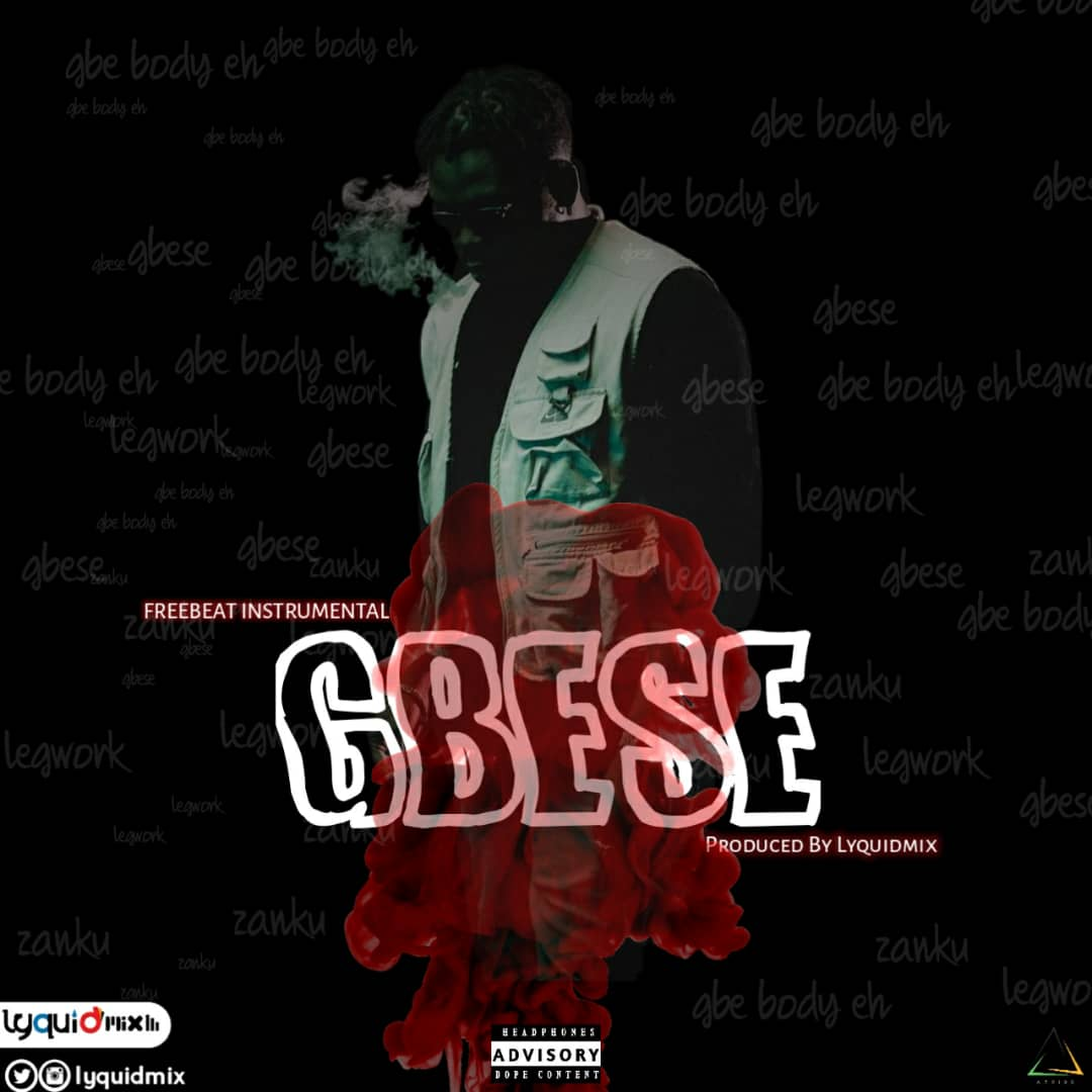 Download Freebeat:- Gbese - Zanku Type (Prod By Lyquidmix) - 9jaflaver