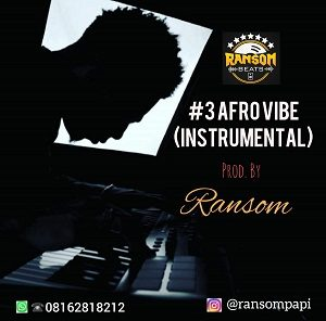Download Freebeat:- Afrobeat (Prod By Ransom) - 9jaflaver
