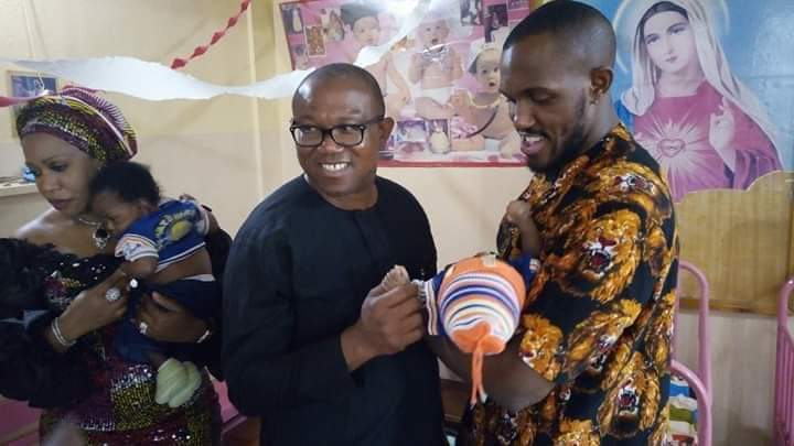 5 Things You Didn't Know About Peter Obi's Family