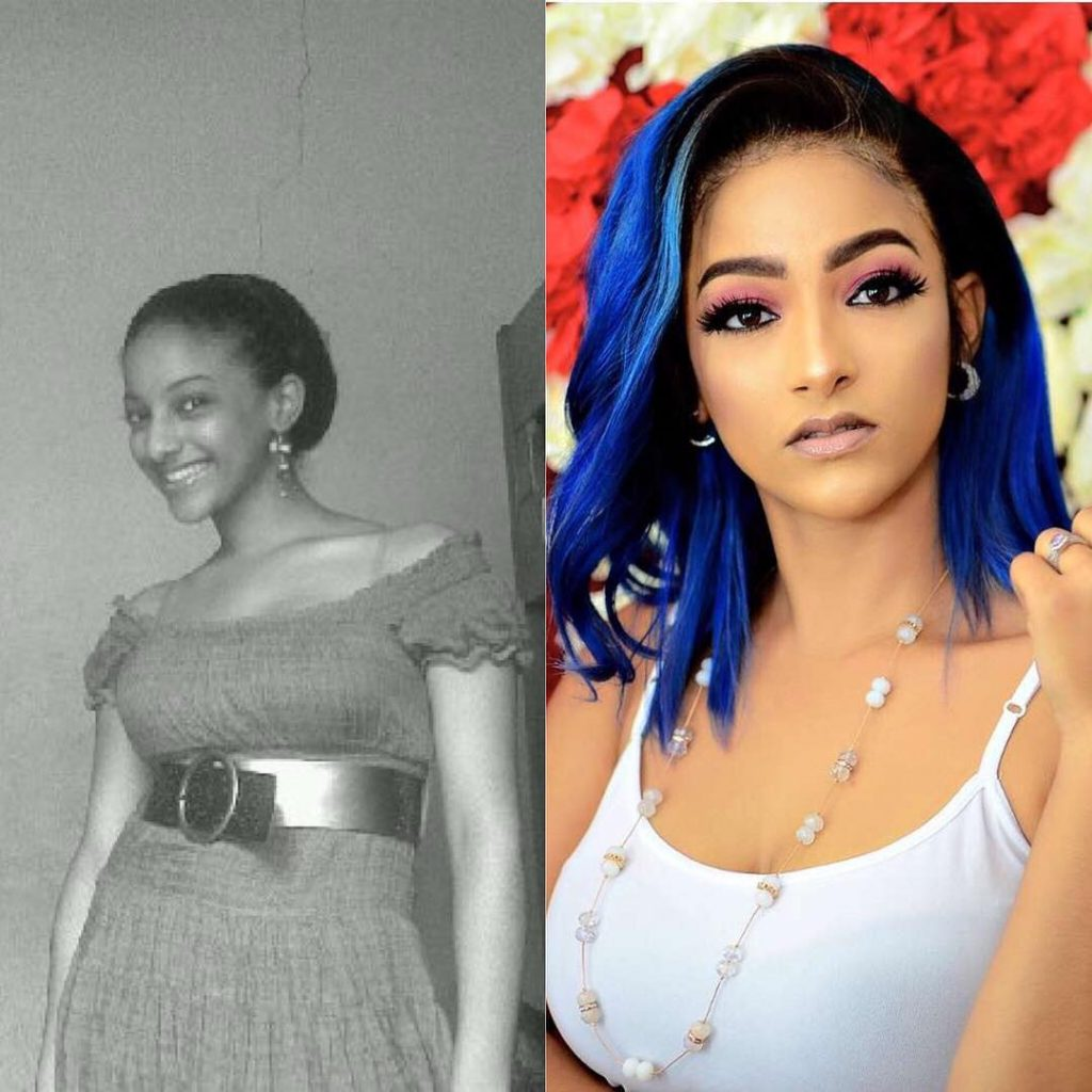 """10yearchallenge Check Out What Wizkid's Ex """"Sophie Alakija"""" Looks ..."""
