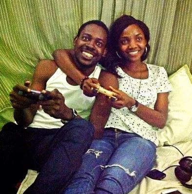 #ViralNow: Rare Sensual Throwback Photos Of Simi And Adekunle Gold 3