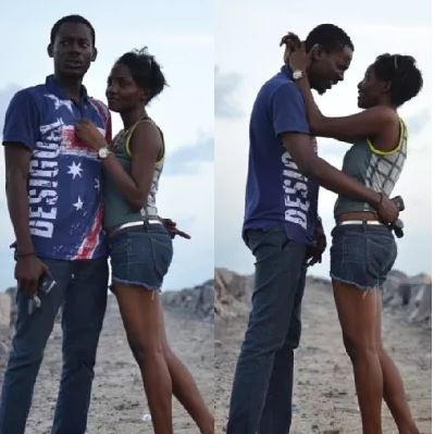 #ViralNow: Rare Sensual Throwback Photos Of Simi And Adekunle Gold 9