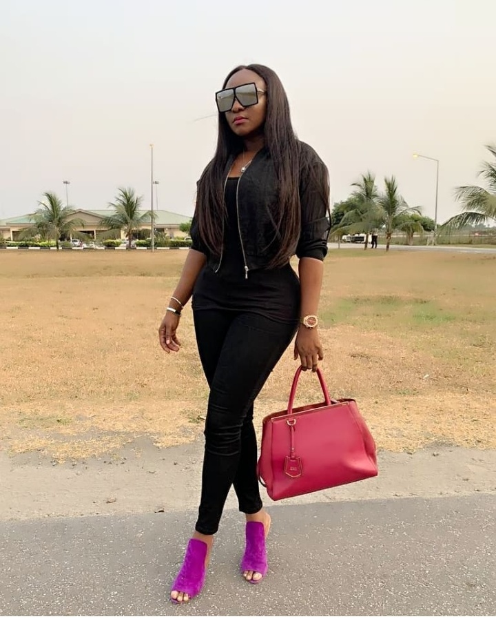 #ViralNow: Ini Edo Wows In New Chic Photos 2