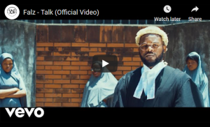 Download Music Mp3:- Falz - Talk - 9jaflaver