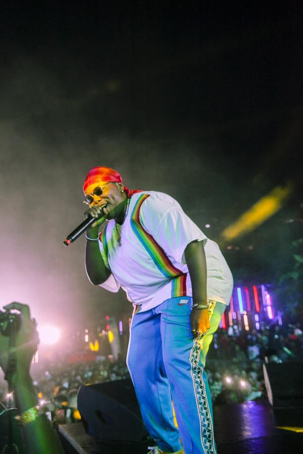 Teni The Entertainer, Wizkid, D'banj, Skepta Locked Down The