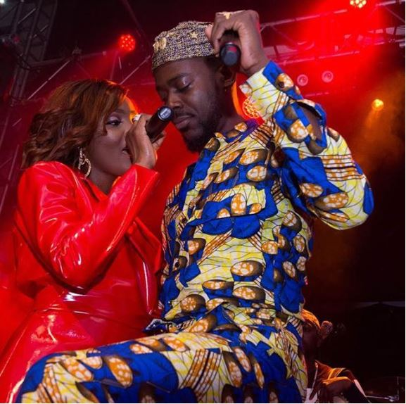 #ViralNow: The Golden Simi and Adekunle Gold Love Story 1