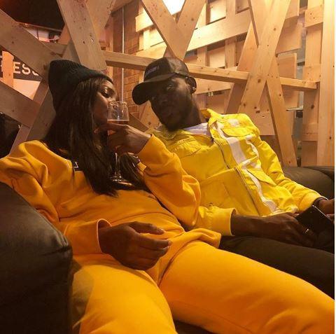 #ViralNow: The Golden Simi and Adekunle Gold Love Story 3
