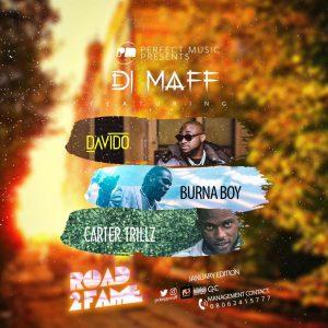 Download Mixtape Mp3:- DJ Maff - Hit Songs Mix - 9jaflaver