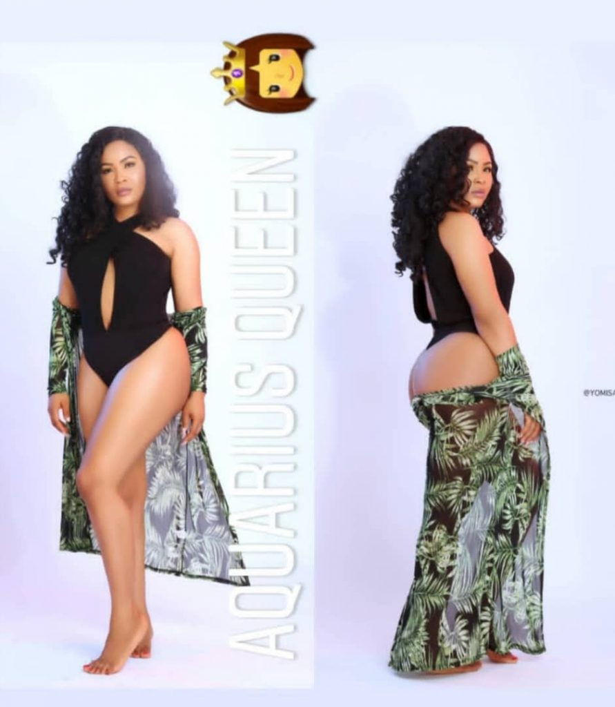 #ViralNow: Actress Sharon Francis Shows Off Her Butt In Sexy Swimwear Photos 4