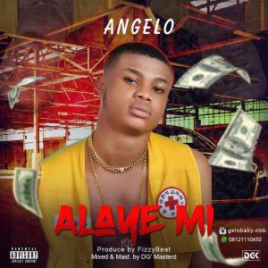 Download Music Mp3:- Angelo - Alaiye Mi - 9jaflaver