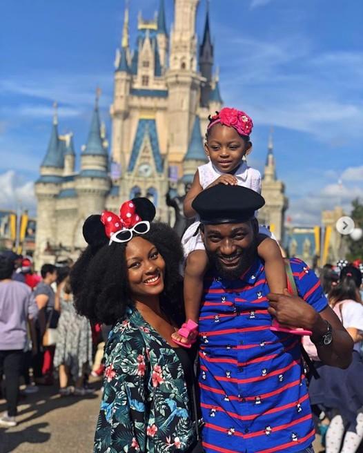 #ViralNow Crisis: Actor Gbenro Ajibade Exposes His Wife, Actress Osas Ighodaro (Photos) 2