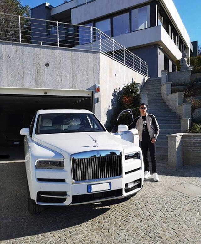 Juventus Striker, Cristiano Ronaldo Who Recently Acquired