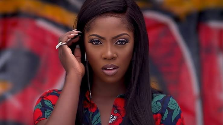 Tiwa Savage Is Among The List Of Top 10 Richest Female Singers In Nigeria