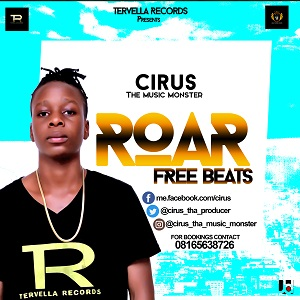 Download Freebeat:- Fire Guitar (Prod By Cirus) - 9jaflaver