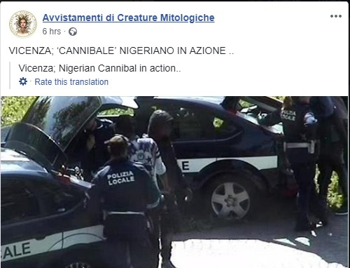 2 Police Officers Land In Hospital After Being Attacked By Nigerian Man In Italy