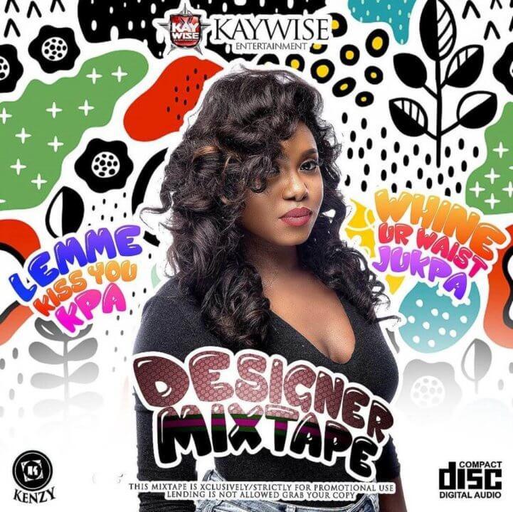 Download Mixtape Mp3:- DJ Kaywise - Designer Mix - 9jaflaver
