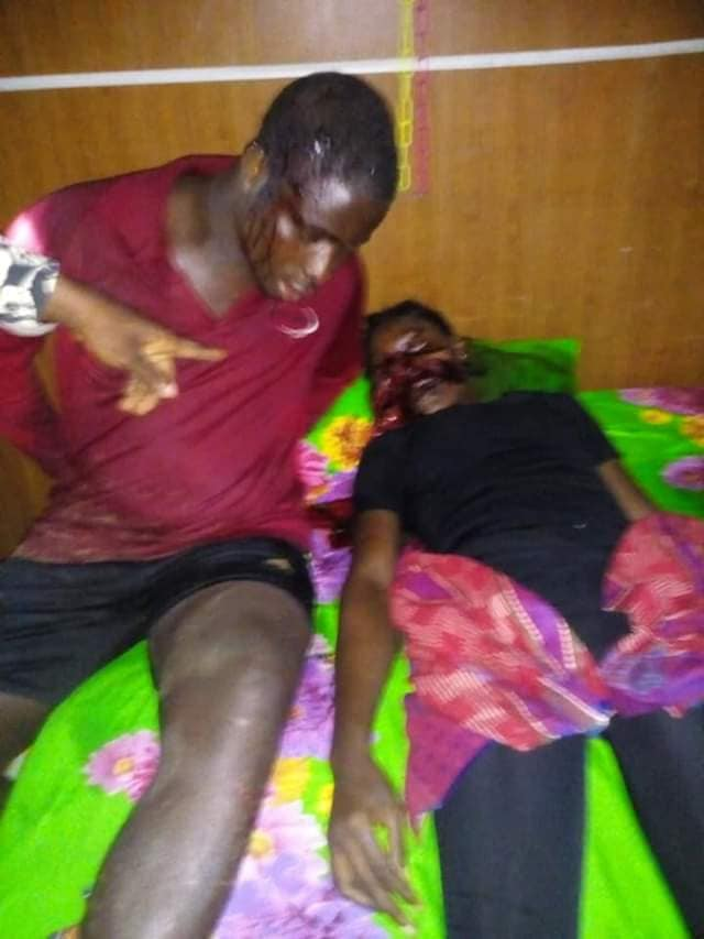 Man Shoots His Girfriend Dead In Bayelsa Over Cheating Allegation (Graphic Photos)