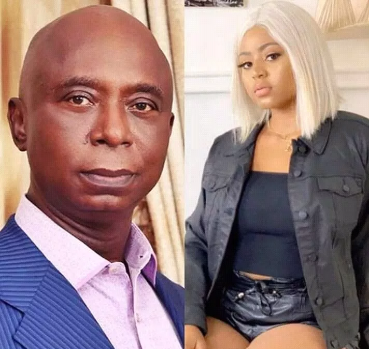 This Is The Man Behind Actress Regina Daniels' Cars, House