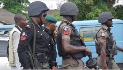 Trigger-Happy Policeman Kills Man Whose wife Is Eight Months Pregnant In Rivers