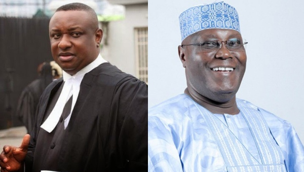 "Atiku Has Qualifications To Become A Customs Officer Not ""President"" – Keyamo"