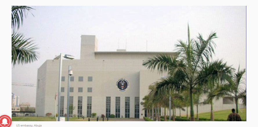 We're Not Happy Denying Nigerians Visa Q— US Embassy