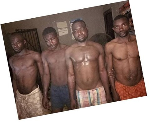 Four Suspected Boko Haram Members Arrested In Edo