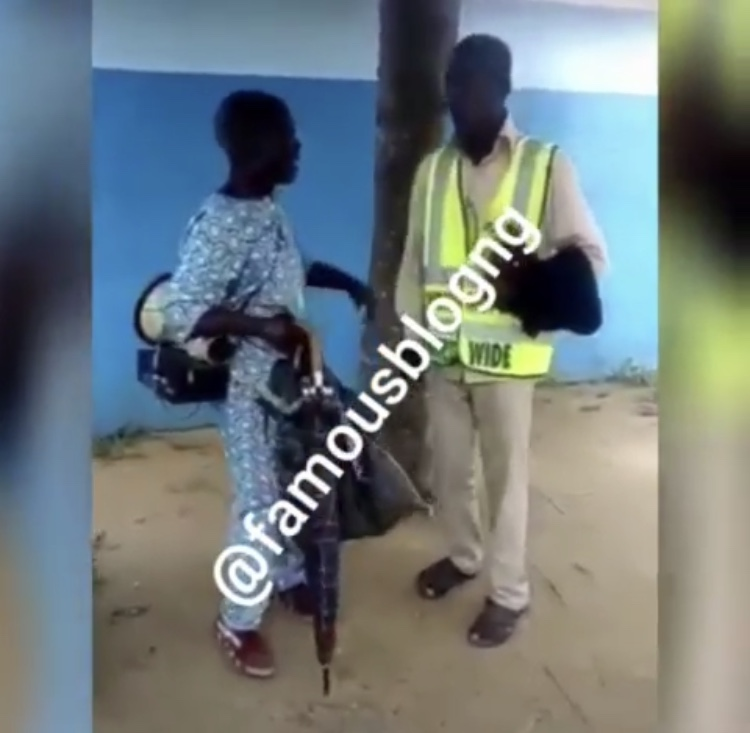 Two Preachers Exchange Words At UNIPORT Junction Over The Abuse Of God's Word