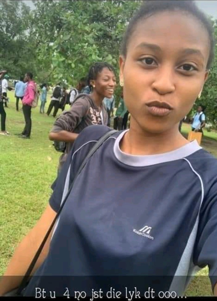 Last Chat Of 100 Level UNIPORT Student Who Committed Suicide - 9jaflaver