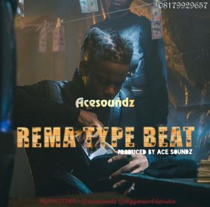 Download Freebeat:- Rema Type (Prod By Acesoundz) - 9jaflaver