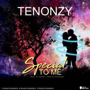 """Tenonzy"" makes a return with another hit single titled ""Special To Me"" after the initial release of 20 Naira which made trend Online.  Special To Me was produced by Barmy, mixed and mastered by SoundAge.  Download and enjoy!.  DOWNLOAD HERE  Follow on social:-"