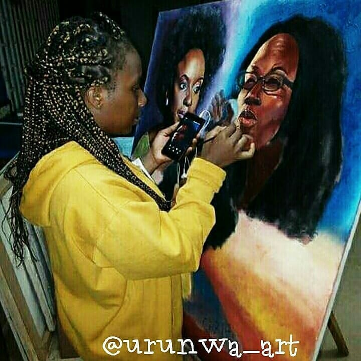 """Female Artist """"Chidimma Urumabia"""" Is A Year Older Today As She Celebrate Her Birthday"""