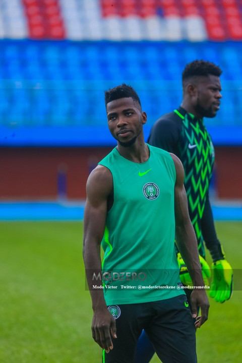 AFCON 2019: Iheanacho Set To Replace Samuel Kalu In Super Eagles Squad