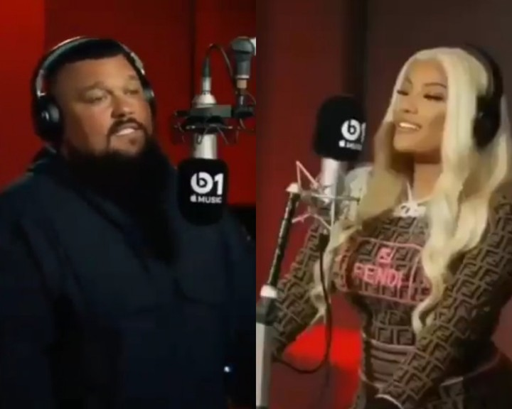 Stefflon Don Gushes About Burna Boy On Radio, Calls Him Her