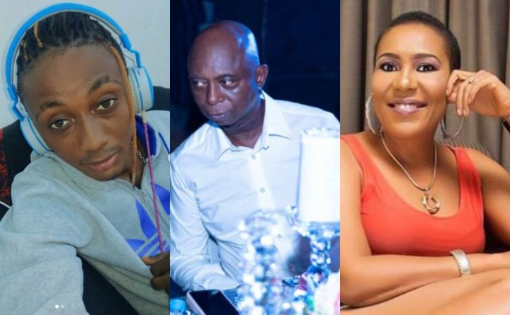 Shan George Asked For My Father's Number' – Ned Nwoko's Son Claims