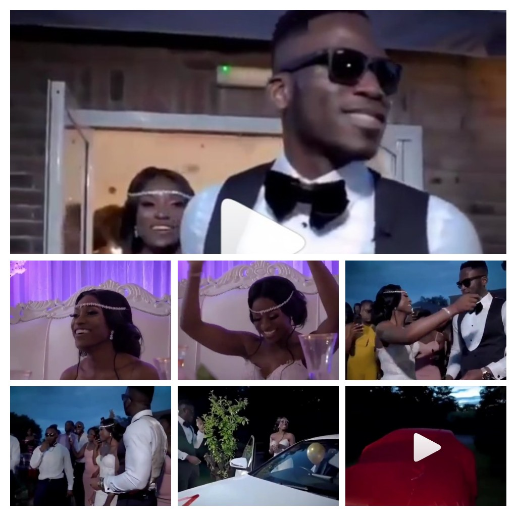 Groom Surprises His Bride On Their Wedding Day Naij Com: Watch Video Below