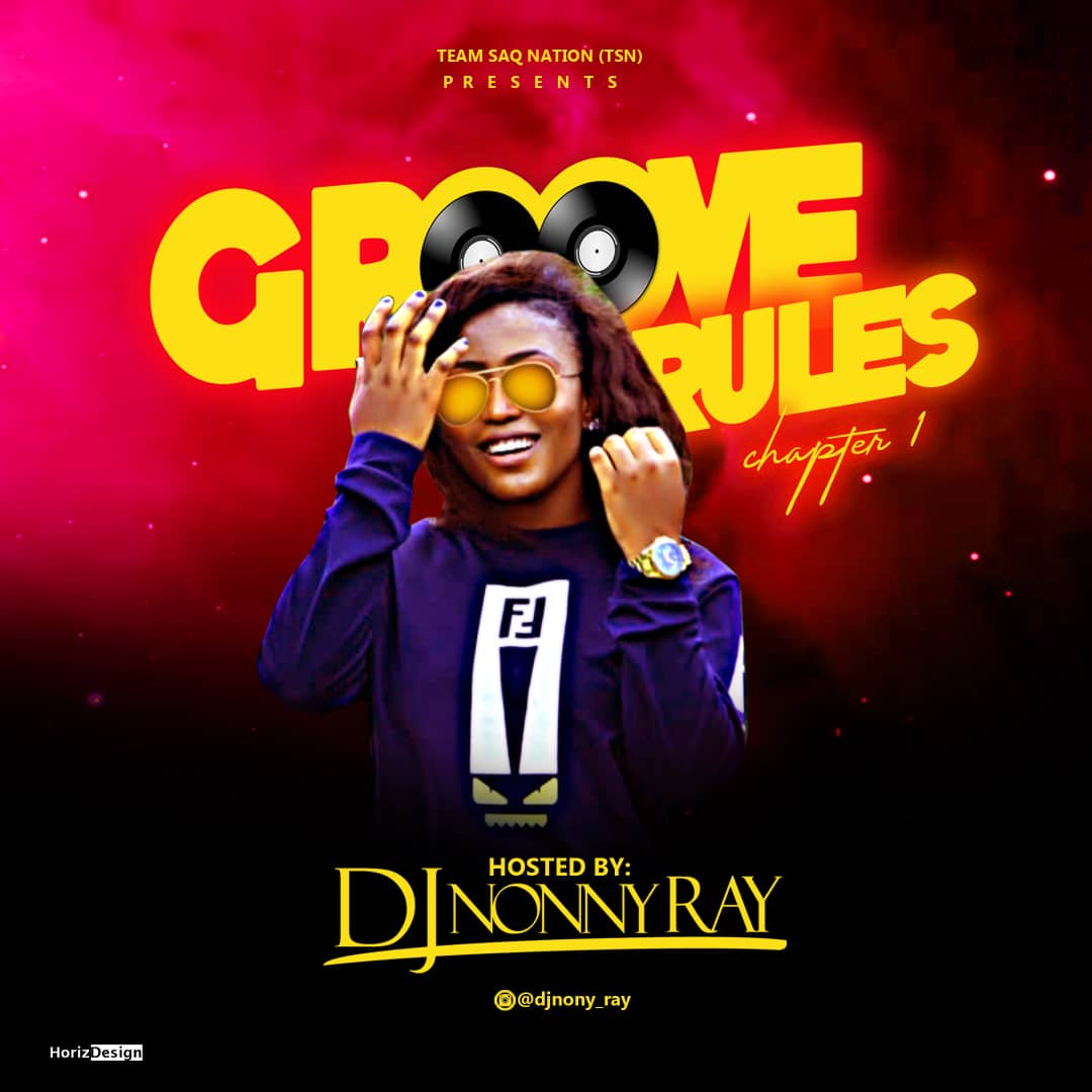 Download Mixtape Mp3:- DJ Nonny Ray - Groove Book Chapter