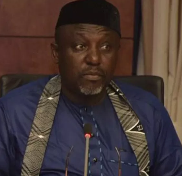 Imo Police Arrest Three Over Invasion Of Ex-Governor Rochas Okorocha's Bedroom In Owerri