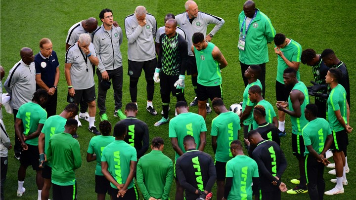 AFCON: Mikel Leads Early Arrivals In Super Eagles Camp
