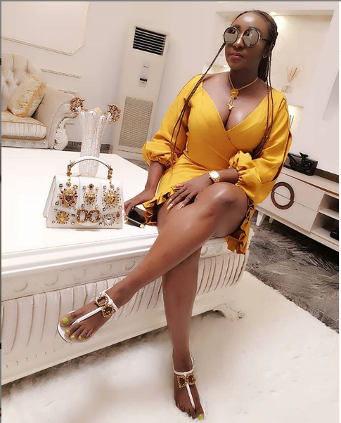 Nollywood Actress Ini Edo Looks So Take Away - (see pic)